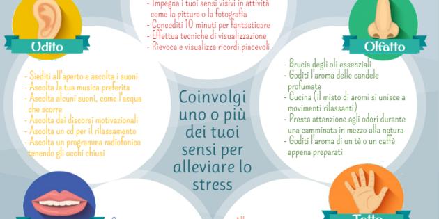 33 attività anti stress